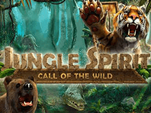 Jungle Spirit: Call Of The Wild в Джойказино